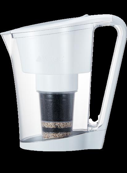 Carafe filtrante, carafe filtre à eau